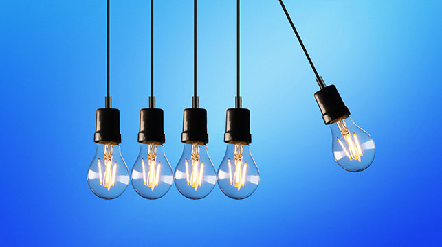 energy efficient light bulbs-photo