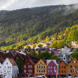 norway mountain city