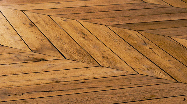 Why Would You Install Parquetry Flooring