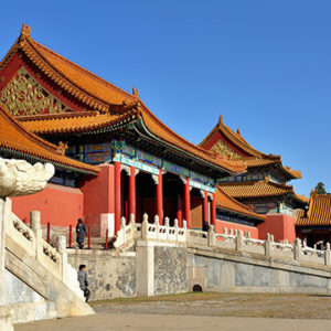 traditional chinese palace
